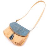 Angelco Accessories Caitlin cork handbag