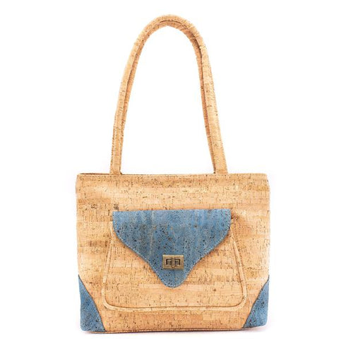 Angelco Accessories Belinda Handbag - turquoise