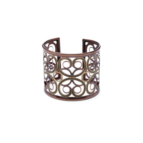 Angelco Accessories Lace heart cuff