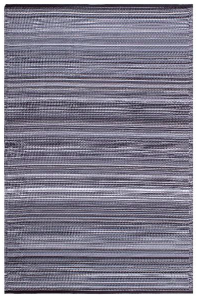 Cancun Midnight Outdoor Rug- 120 x 179cm