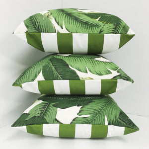 Aloha Palm Trio in Evergreen, 3 Pack Includes Inserts