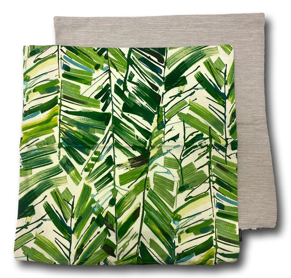 Forest Green & Blue 50cm x 50cm