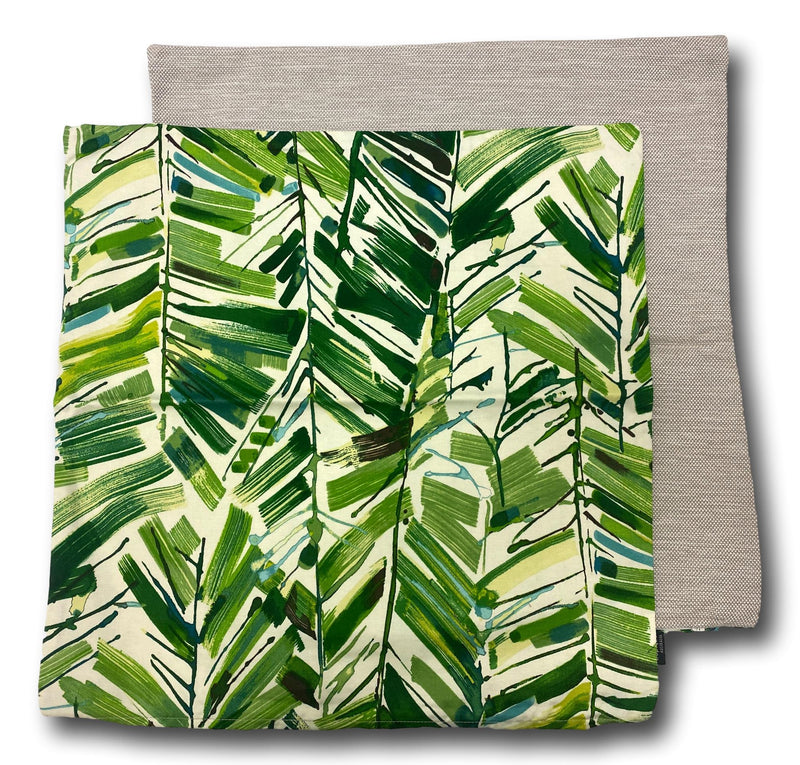 Forest Green & Blue 60cm x 60cm