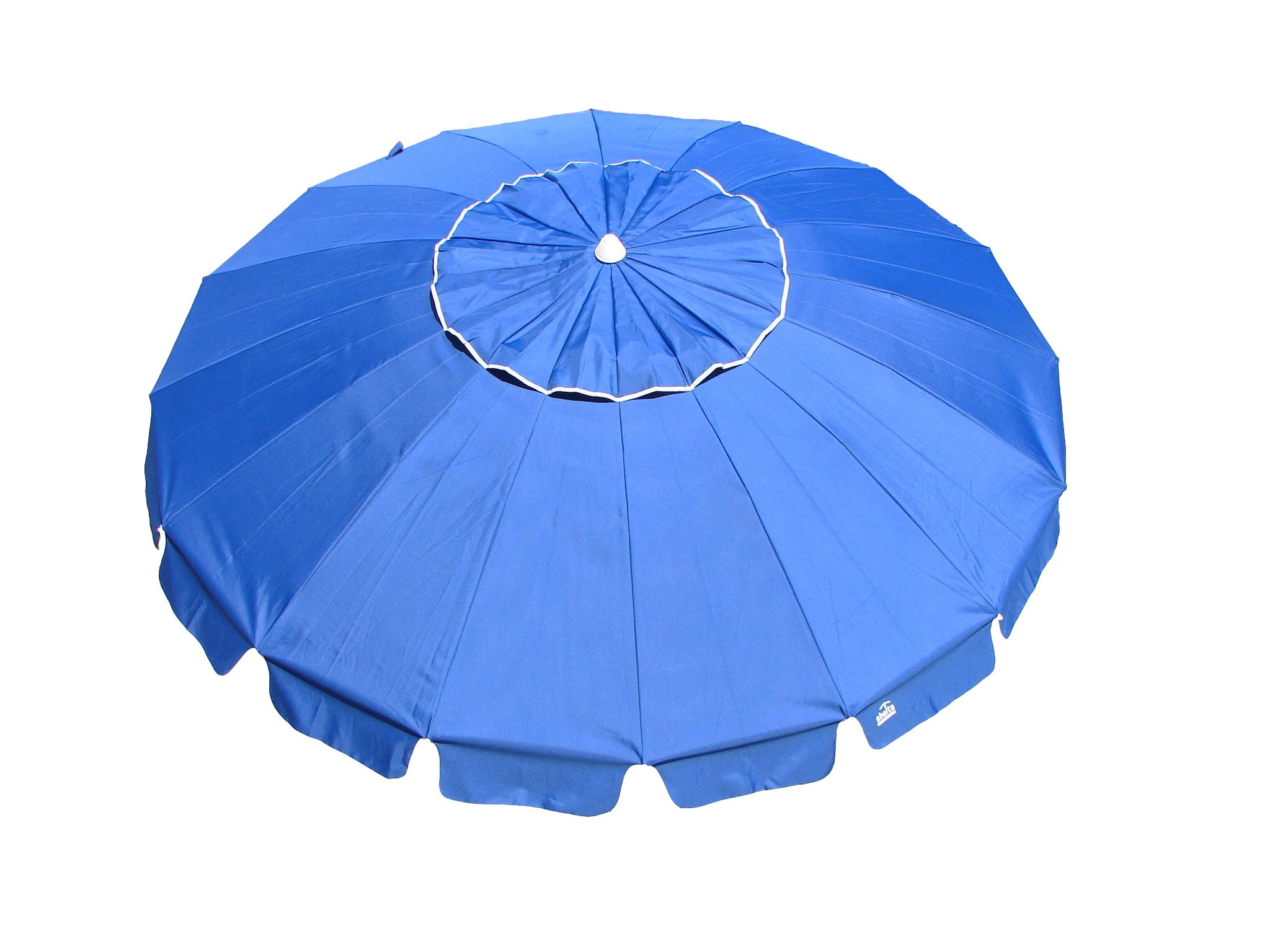 Shelter Manly Royal Blue Beach Umbrella