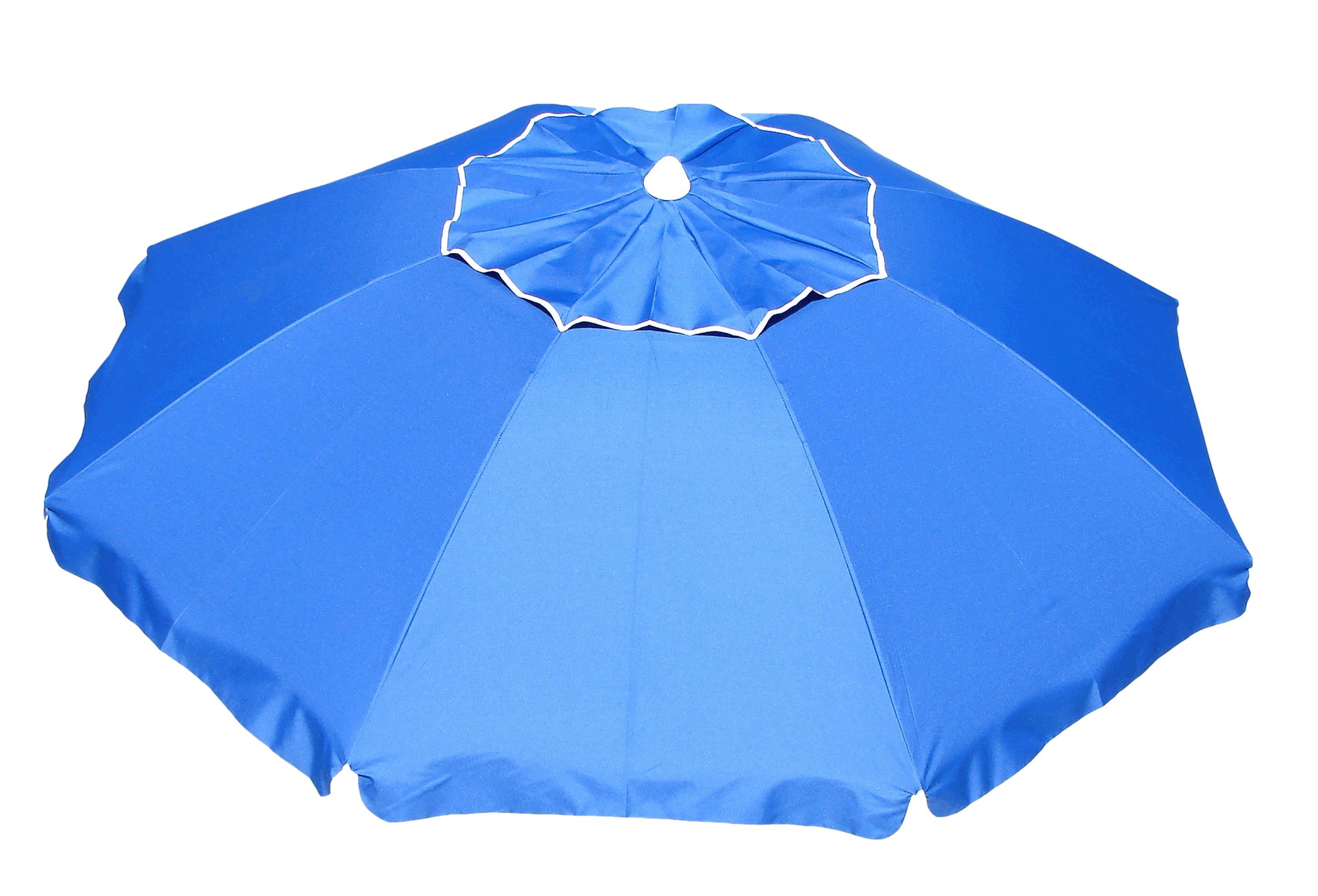 Shelter Pacific Royal Blue Beach Umbrella