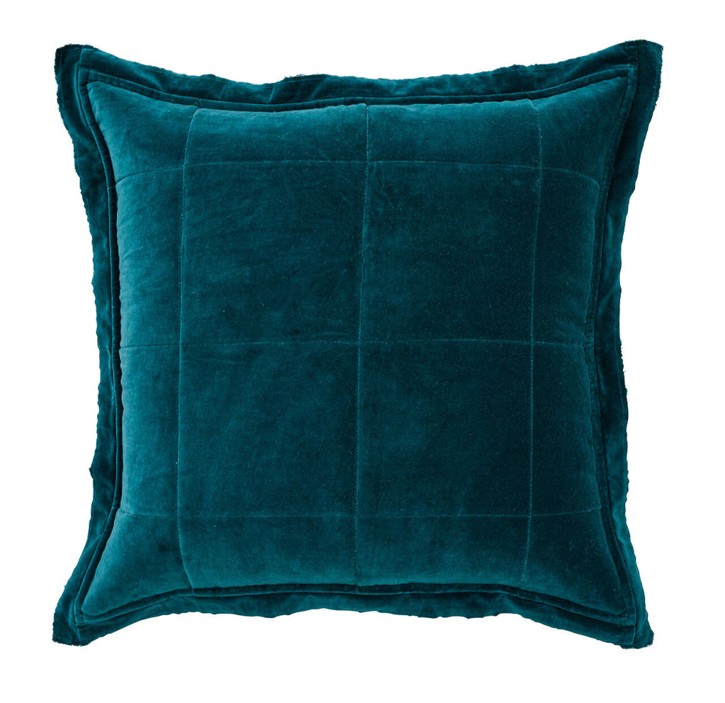 Villa 50cm Velvet Teal ***NEW for Autumn***