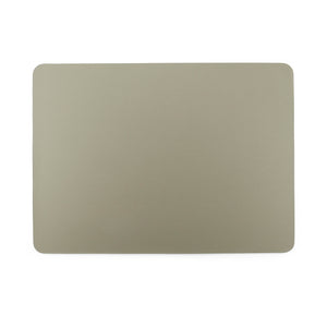 Faux Leather Placemat Decorator Collection