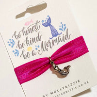 Be Honest Be Kind Be a Mermaid Bracelet - Child