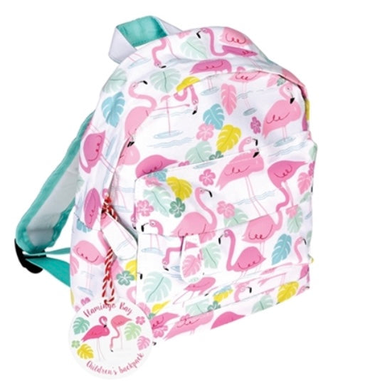 Children's Flamingo Bay Backpack