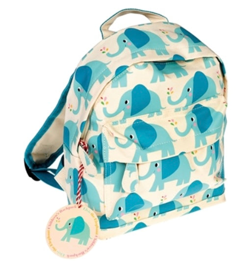 Children's Elvis the Elephant Backpack