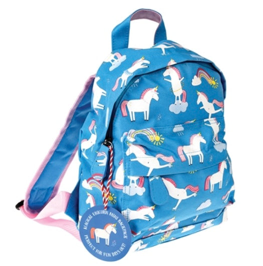 Children's Rainbow Unicorn Backpack