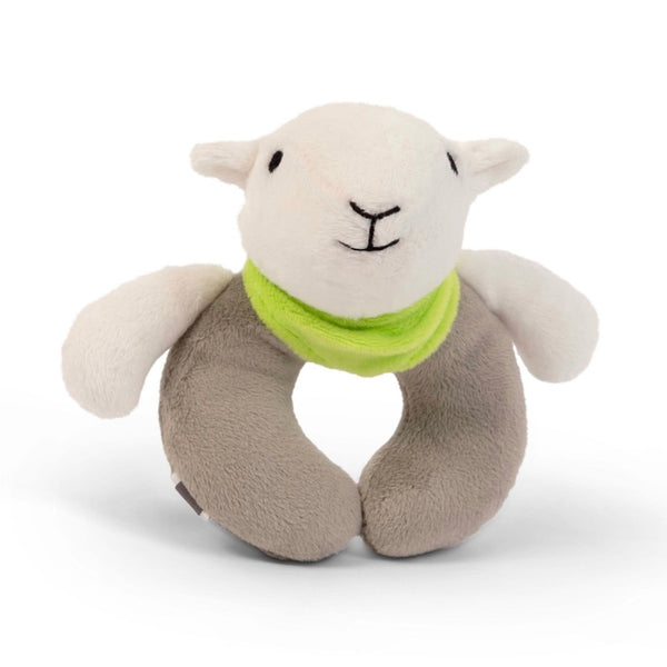 Herdy Grip Toy with Rattle