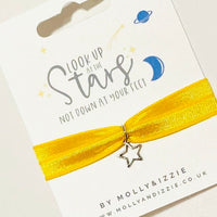 Look up at The Stars Bracelet - Adult