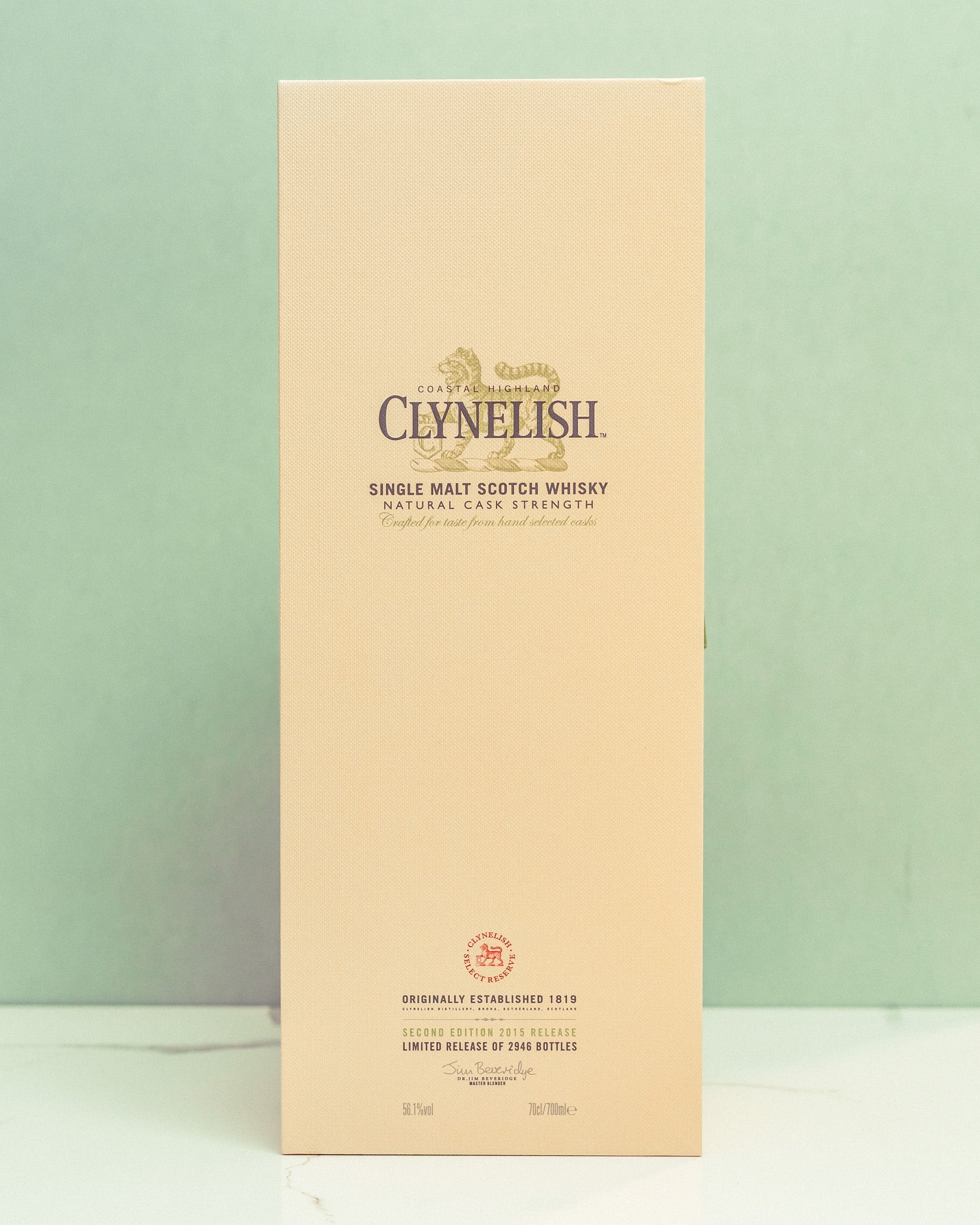 Clynelish Select Reserve (2015)