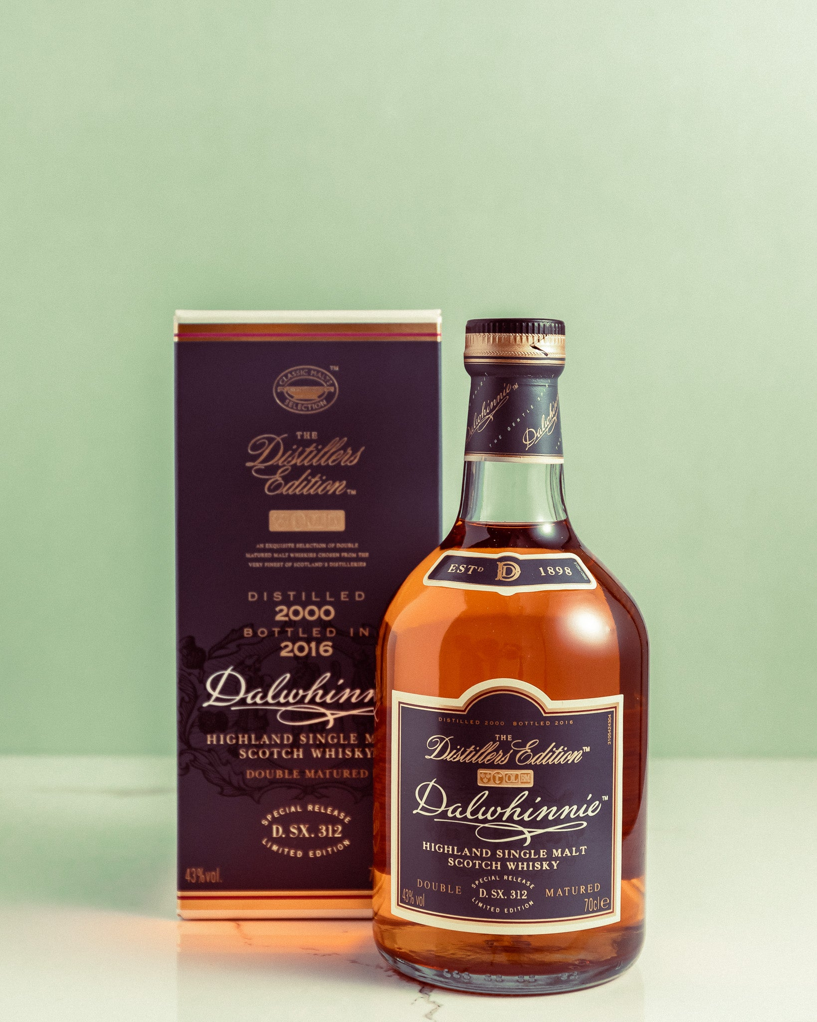 Dalwhinnie Distillers Edition - Gift Pack