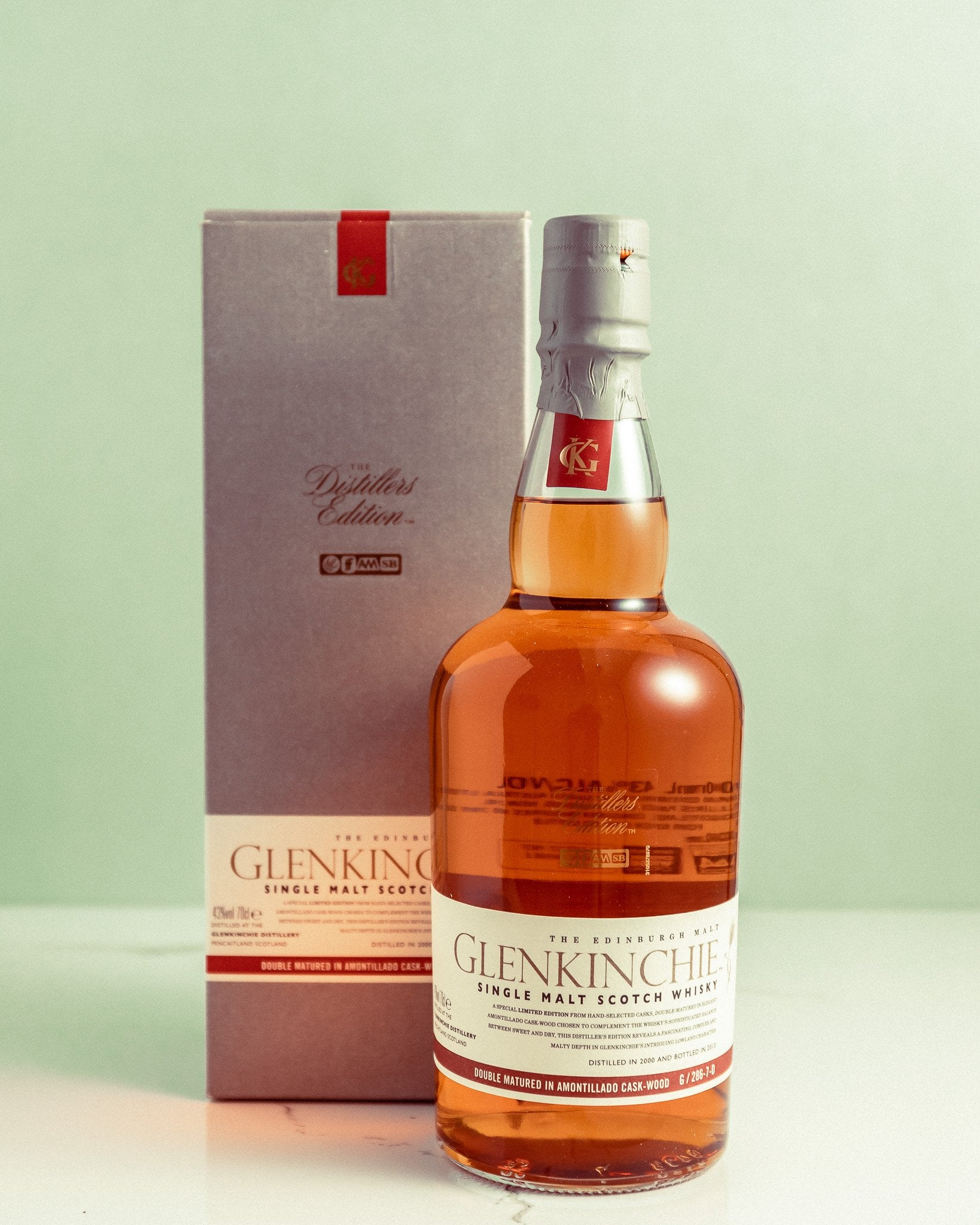 Glenkinchie Distillers Edition 2013