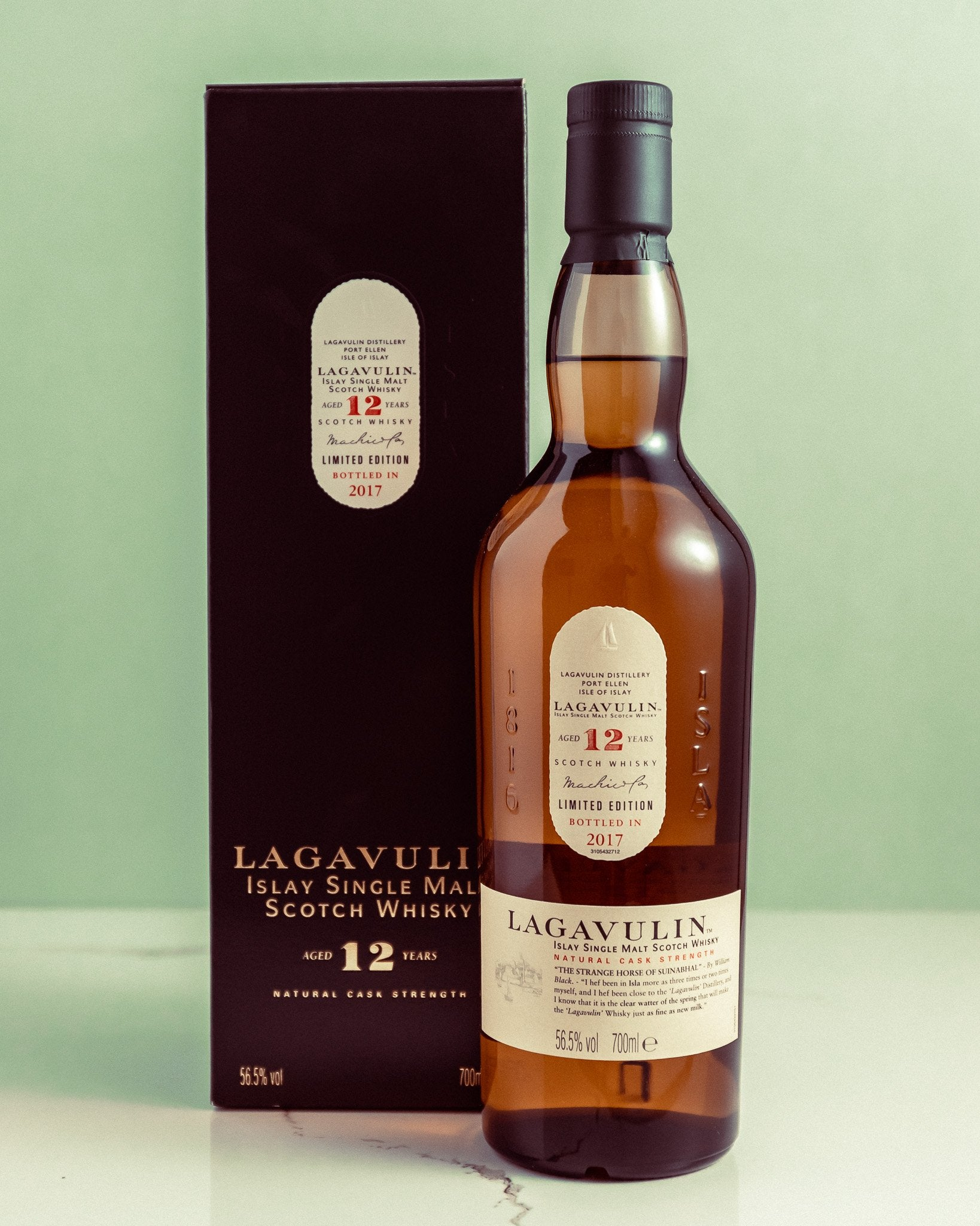 Lagavulin 12 Year Old (2017)