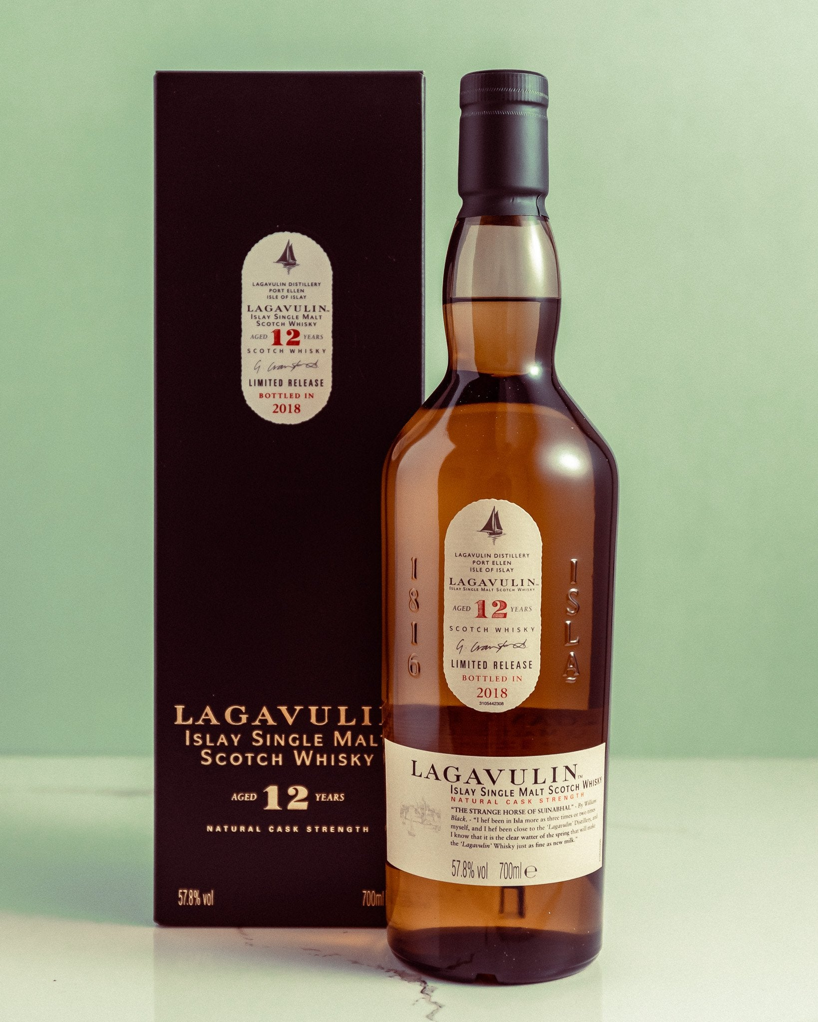 Lagavulin 12 Year Old (2018)