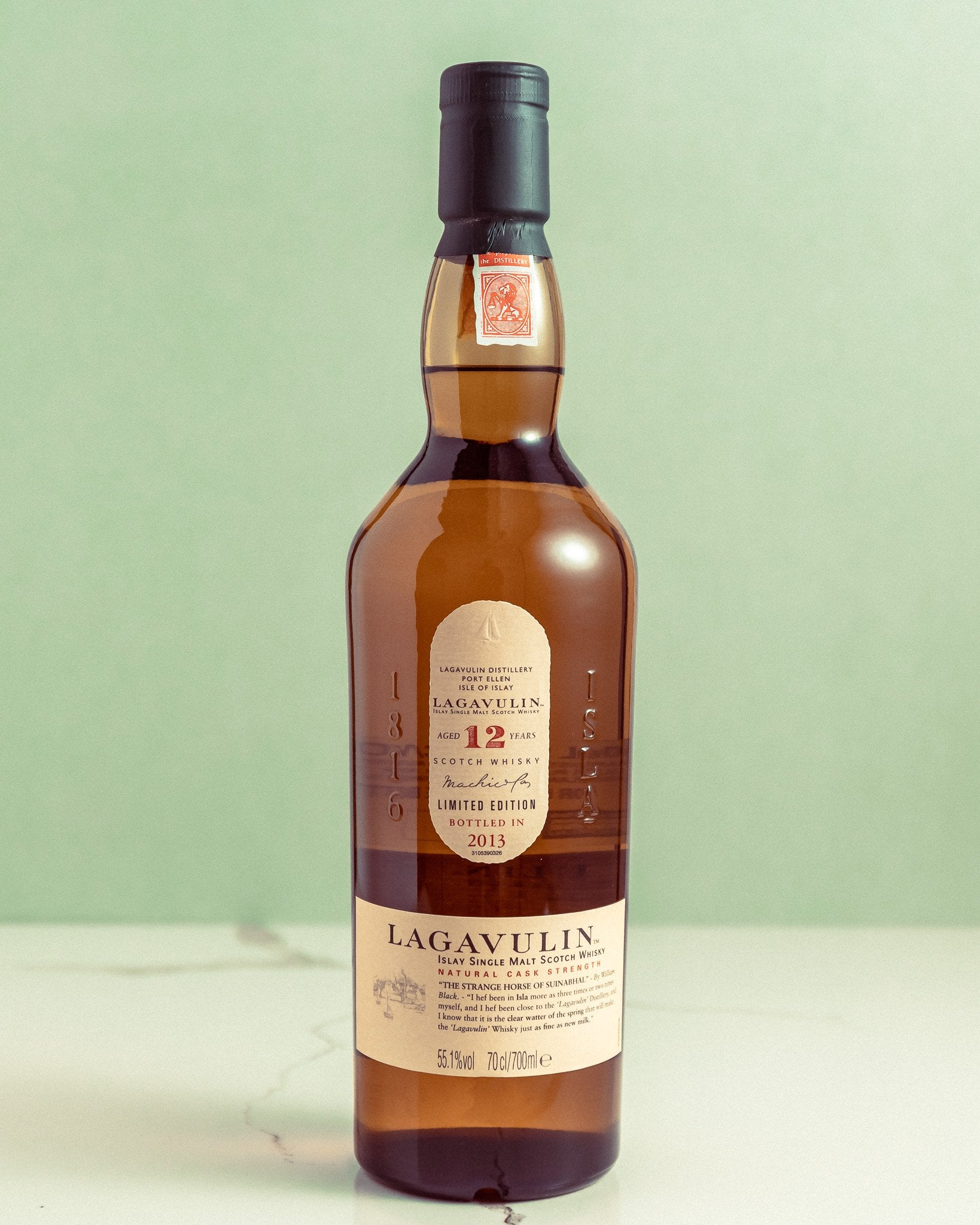 Lagavulin 12 Year Old (2013)