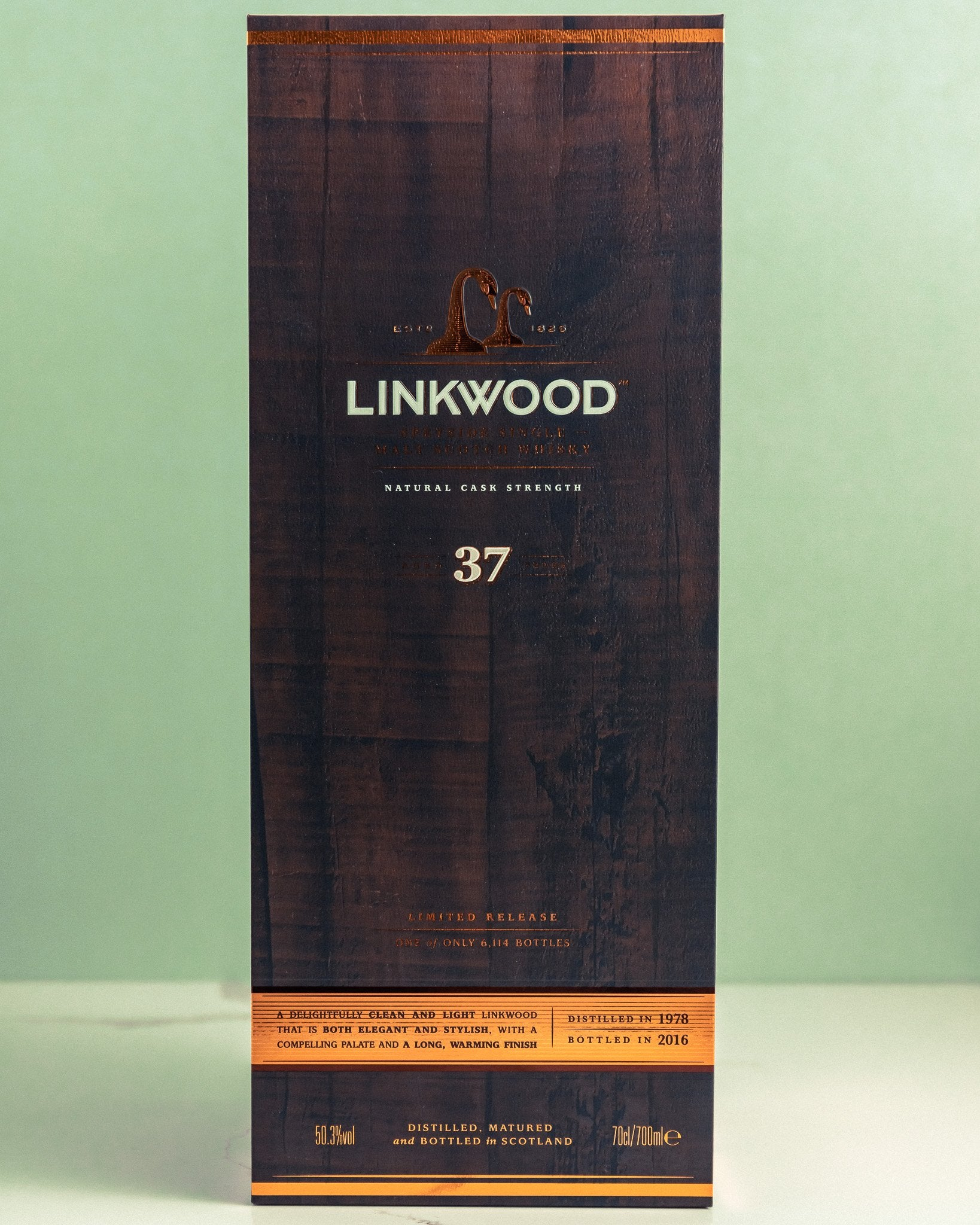Linkwood 37 Year Old