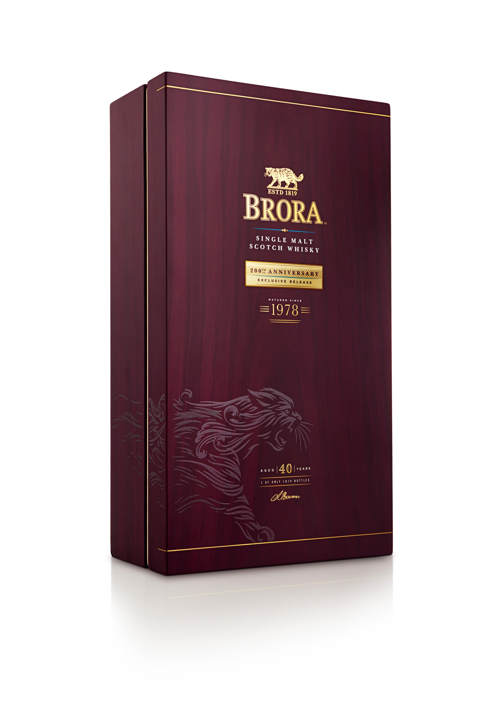 Brora 40 Year Old