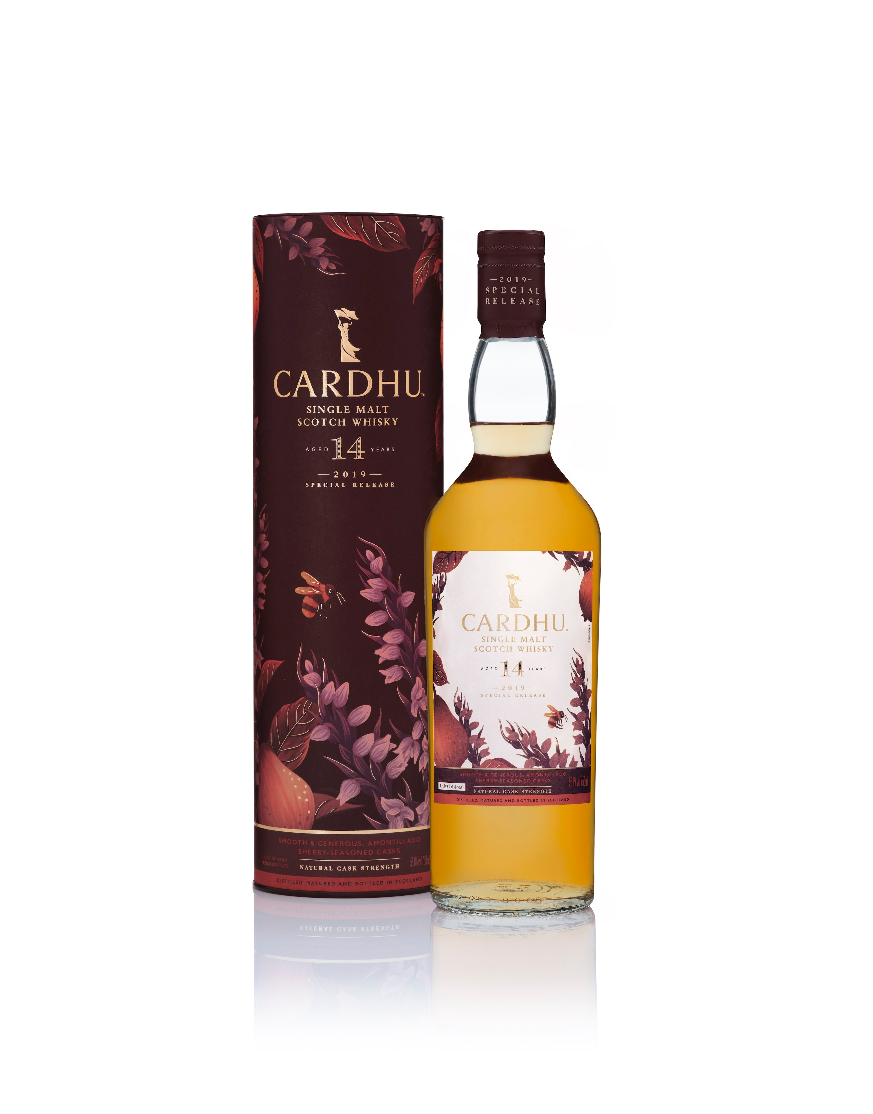 Cardhu 14YO - Special Releases Gift Pack