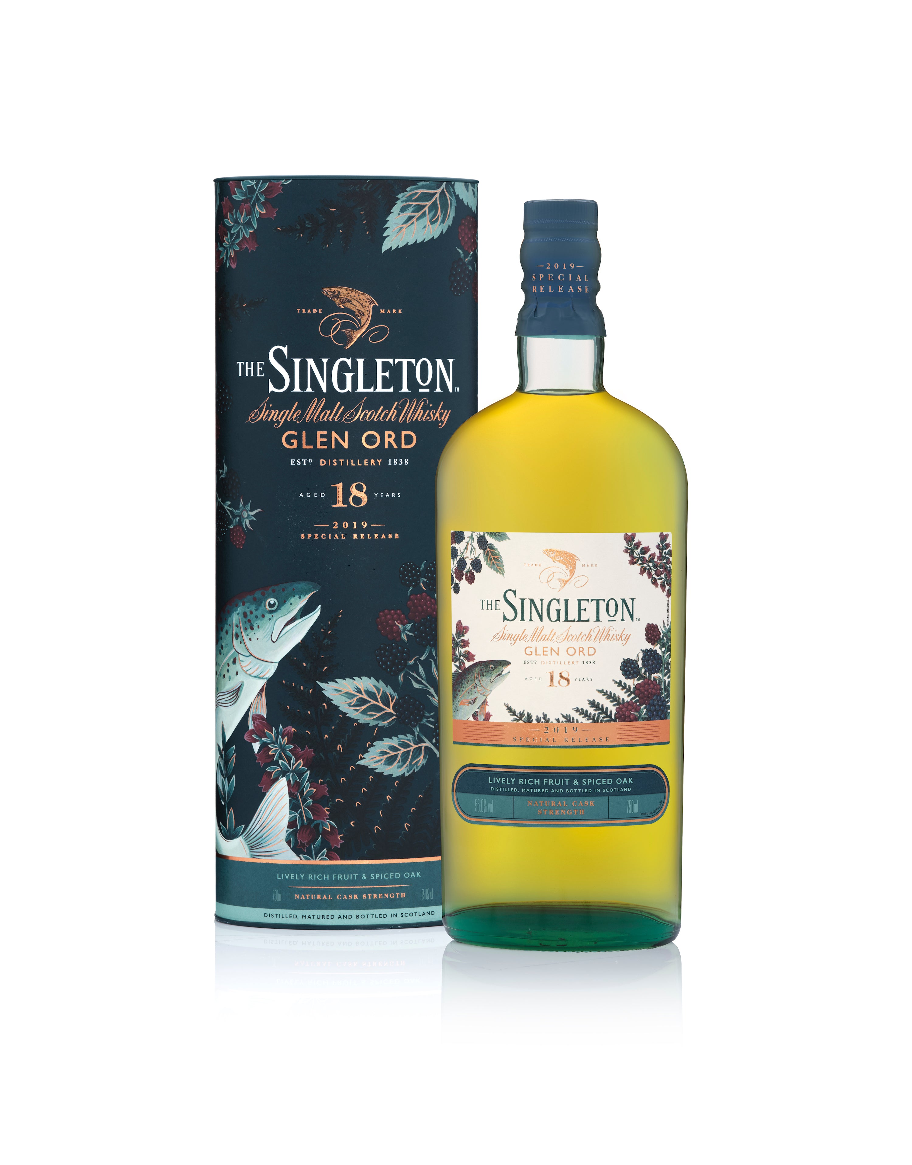 The Singleton of Glen Ord 18YO - Special Releases Gift Set | 15% OFF Marked Price