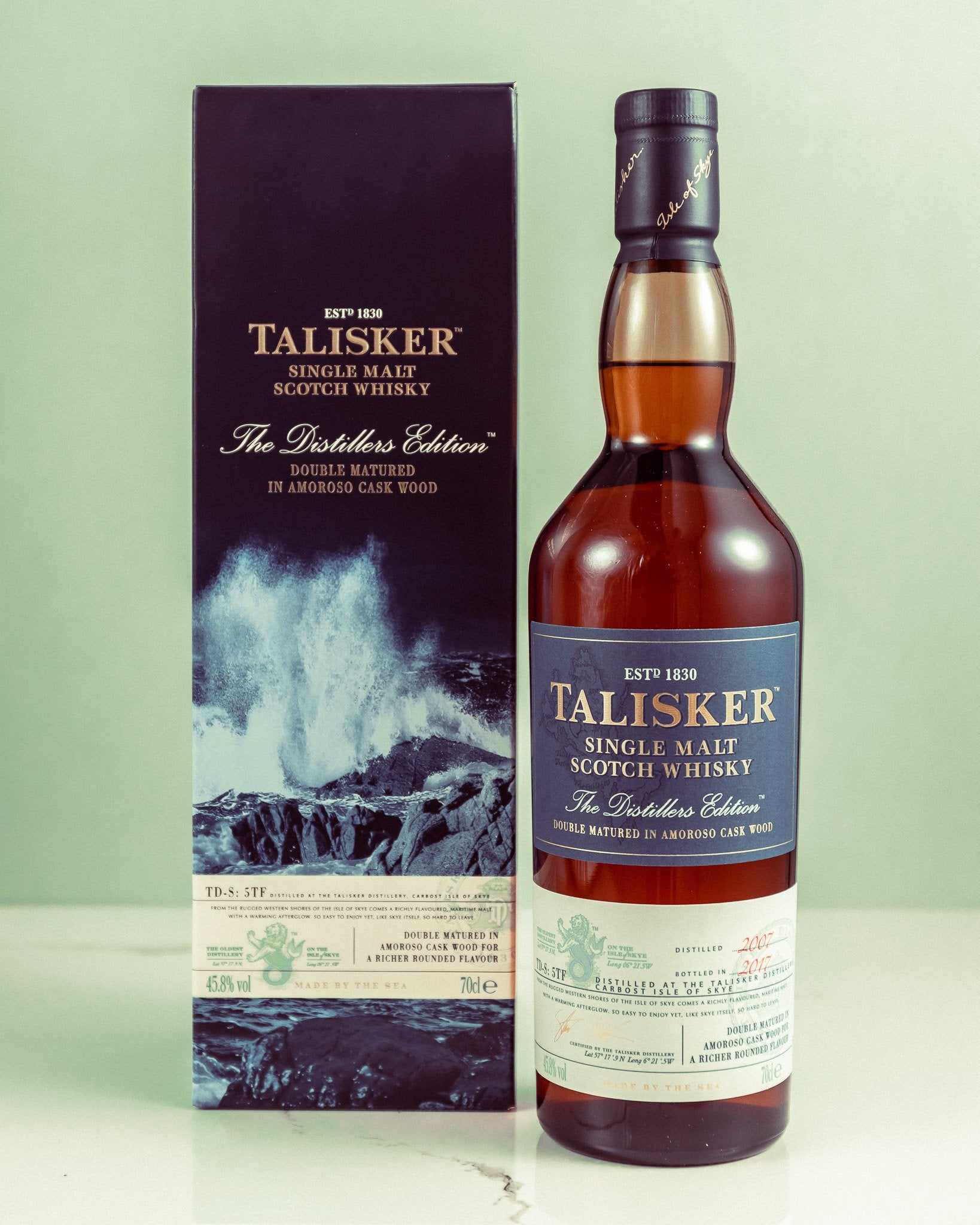 Talisker Distillers Edition (2017)