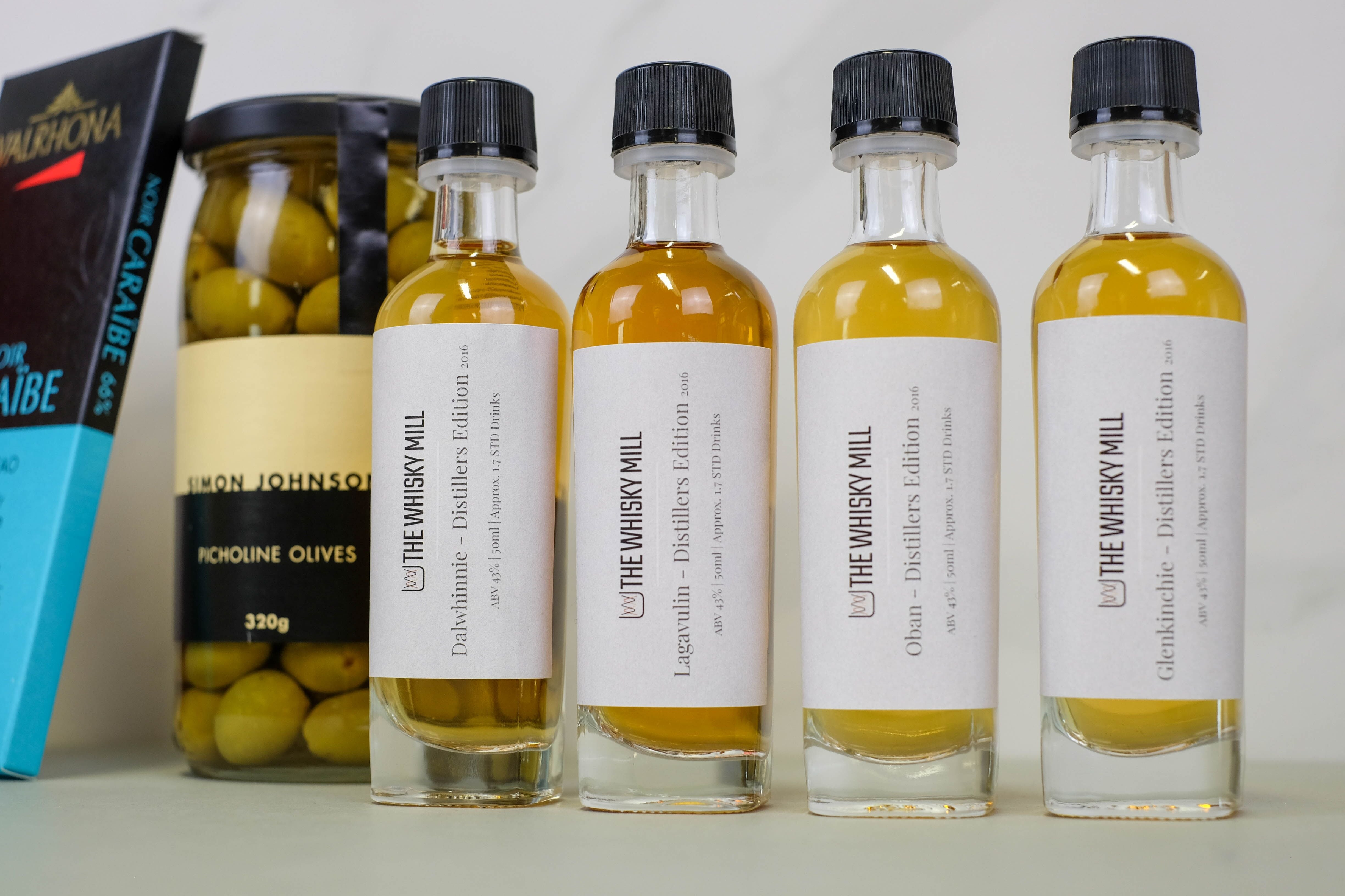 2016 Distillers Edition Experience - Premium Package
