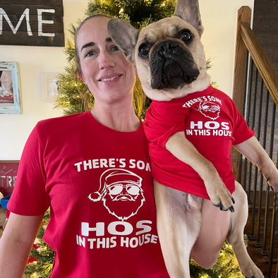 There's Some HOS in this House - Adult Tee
