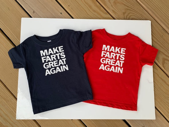 Make Farts Great Again