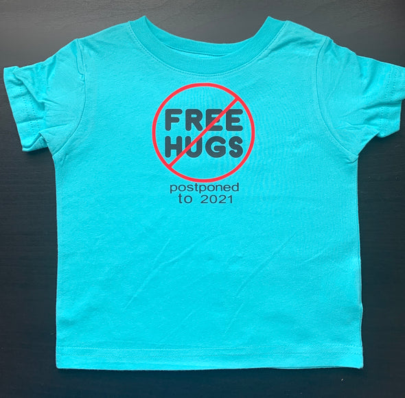 Free Hugs Postponed To 2021
