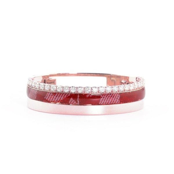 KISWAH BRACELET THICK DIAMOND