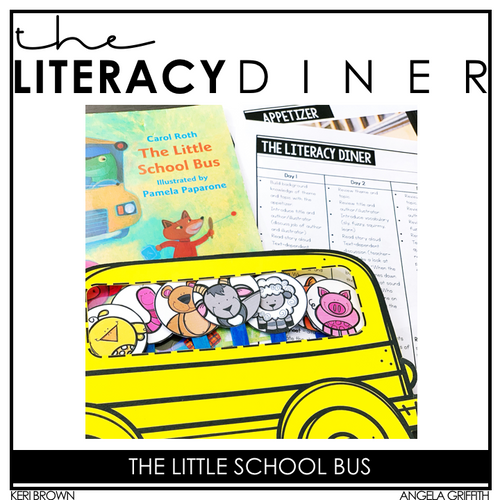 Sequencing with The Little School Bus - Kindergarten Interactive Read Aloud