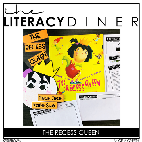 Character Traits with The Recess Queen - Kindergarten Interactive Read Aloud