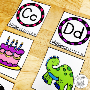 Letter of the Week: Kindergarten Phonics Curriculum for Small Group