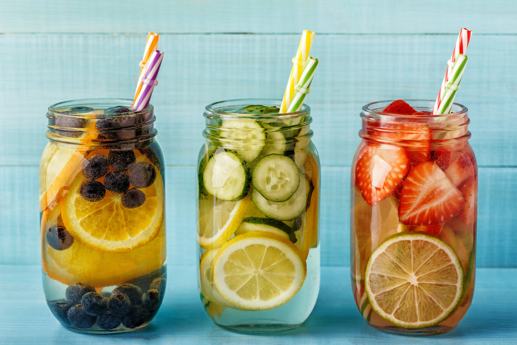 22 Easy Ways to Drink More Water Every Day