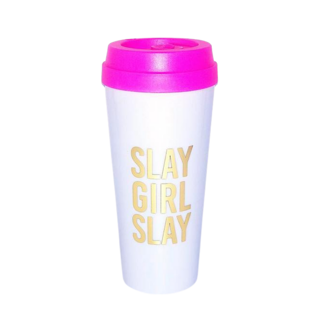 Slay Girl Slay Travel Mug