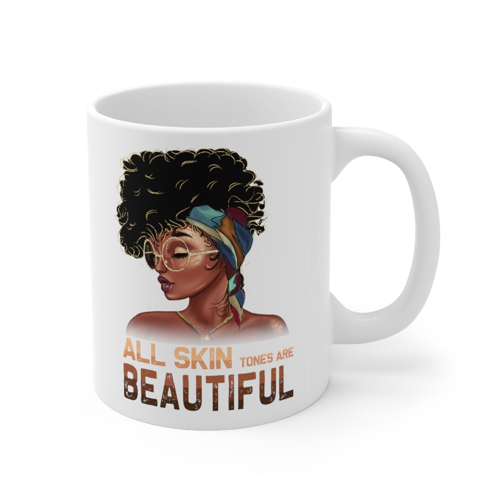 Beautiful Skin Mug