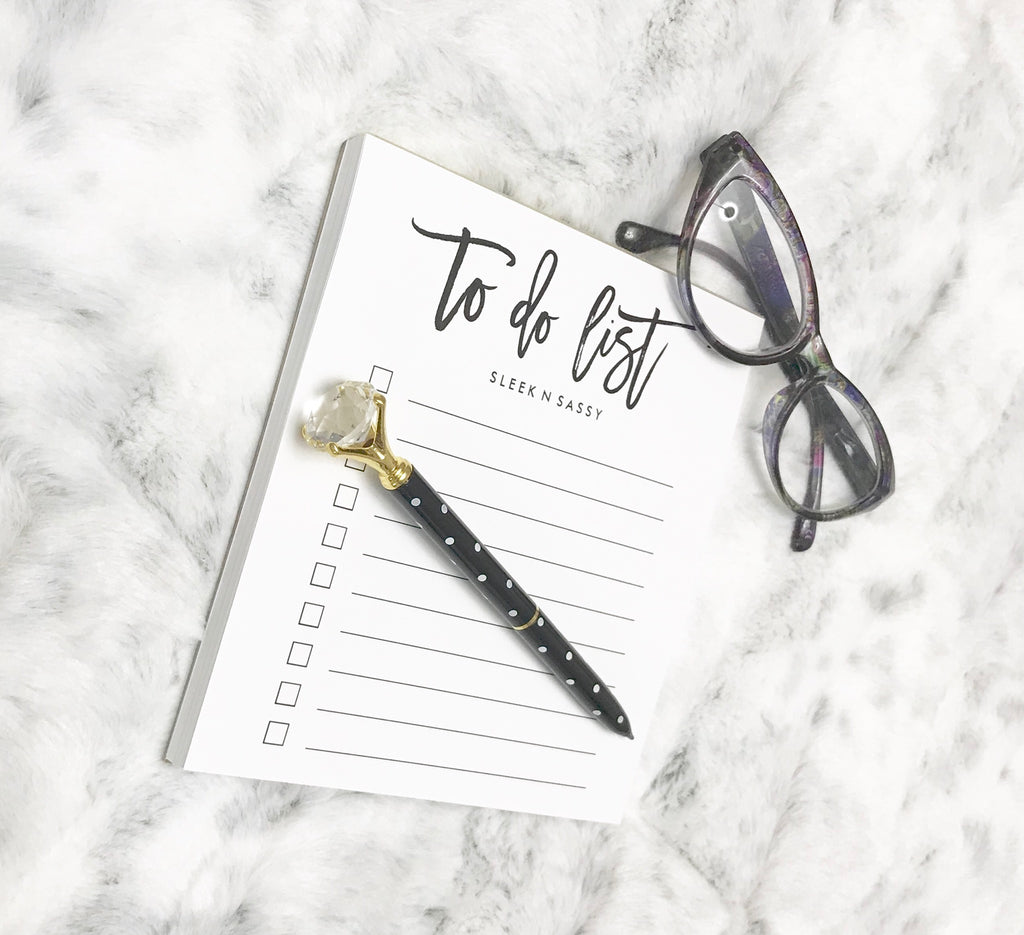 To-Do List Note Pad