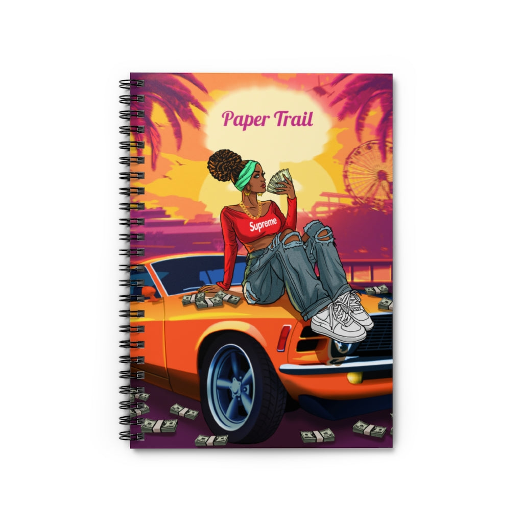 Paper Trail Notebook