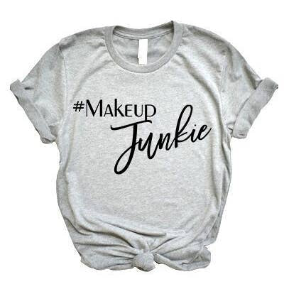 Makeup Junkie T-Shirt