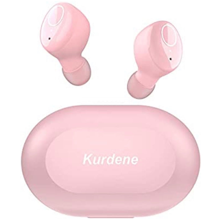 Kurdene Wireless Earbuds - Pink