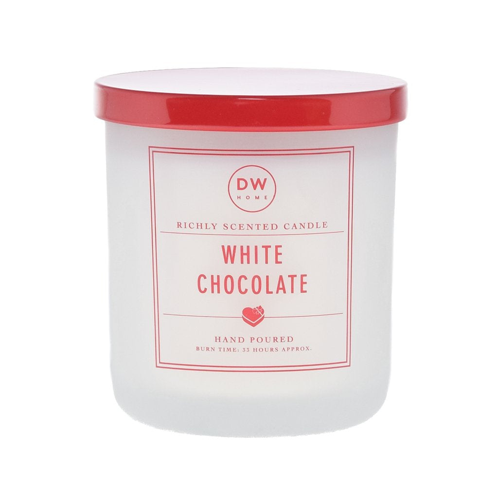 White Chocolate Candle