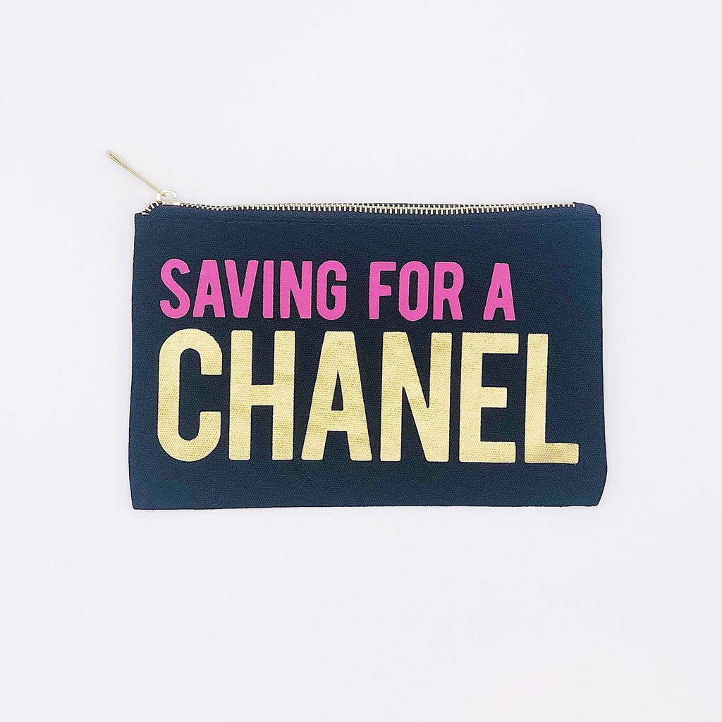 Saving For A Chanel Makeup Bag