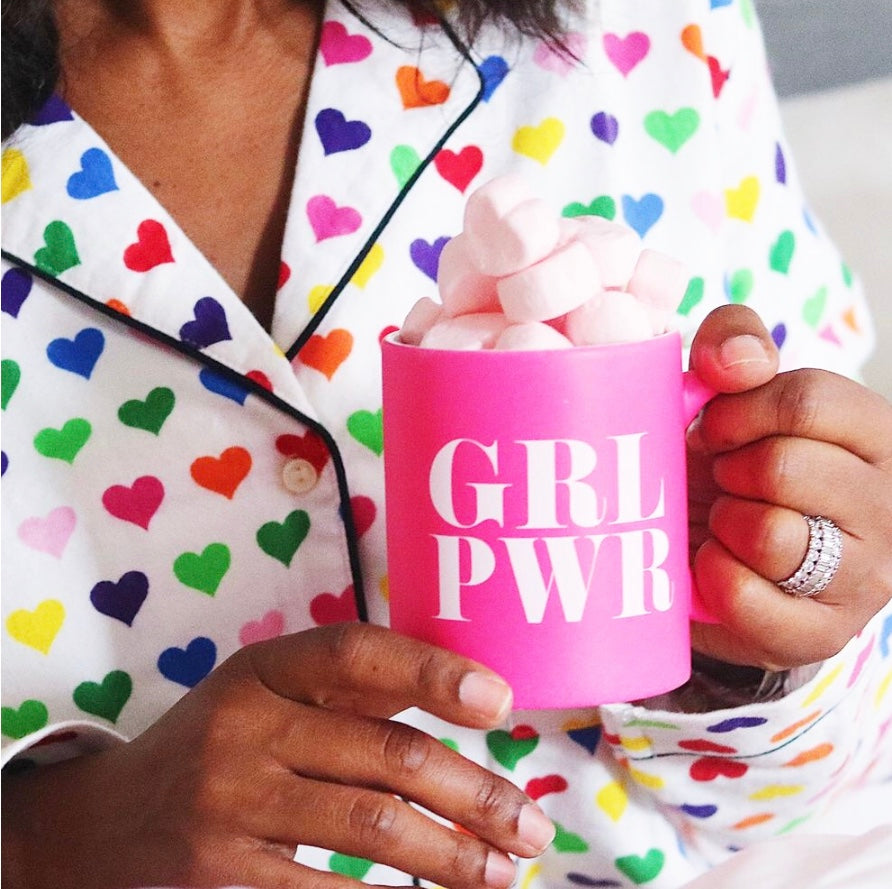Girl Power :: Coffee Mug