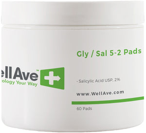 WellAve's Gly Sal 5-2 Pads