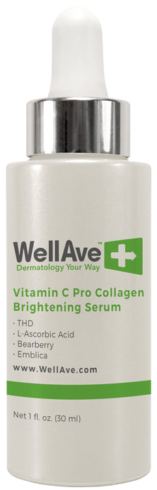WellAve's Vitamin C ProCollagen Brightening Serum
