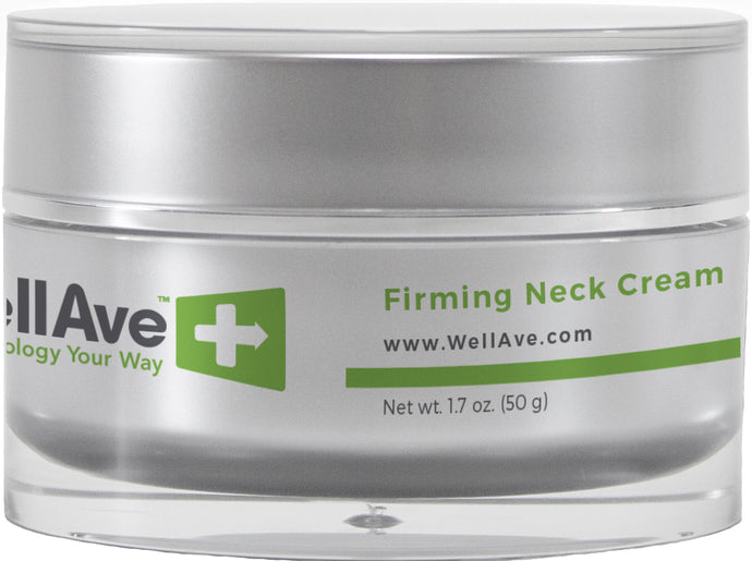 WellAve's Firming Neck Cream