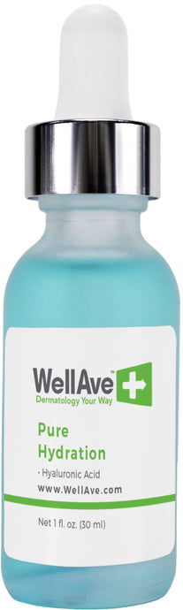 WellAve's Pure Hydration Serum